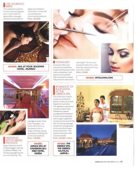 Female salon and spa