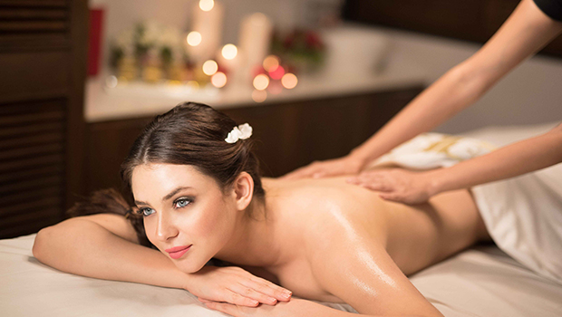 Divine Rose Aromatherapy Massage