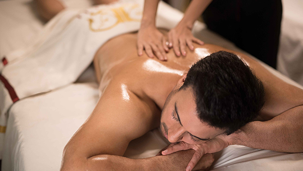Asian Blend massage