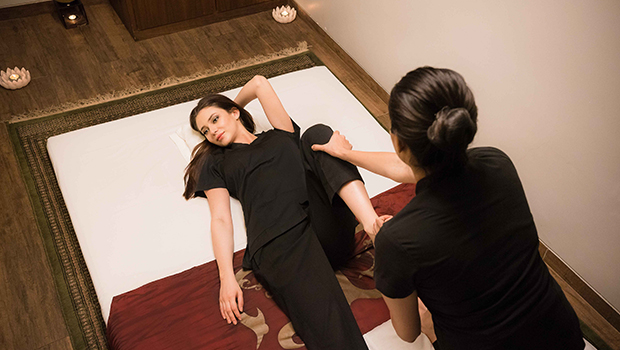Yoga Massage (Thai Massage)