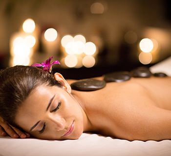 Hot Stone Asian Blend Massage