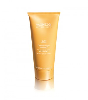 Vitamin c body cream 200 ml